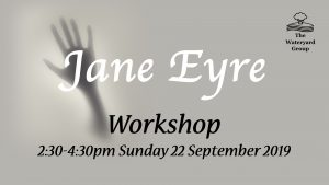 Wateryard Jane Eyre Workshop