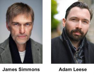 James Simmons and Adam Leese